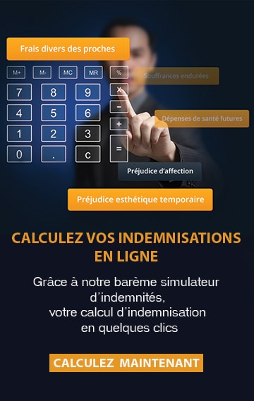 Calcul indemnisation en ligne